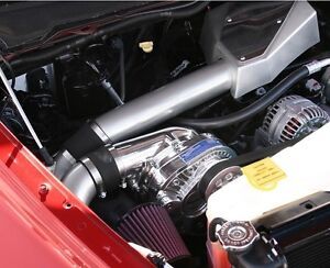 Dodge Ram Truck 5 7l Procharger P 1sc 1 Supercharger Ho Intercooled Kit 04 08