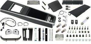 1967 Camaro Console Kit W Pg Trans Without Gauges Unassembled