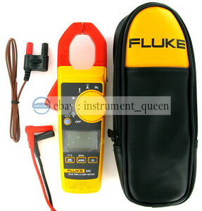 Fluke 325 True rms Clamp Meter 40 00 A 400 0 A With Soft Carrying Case
