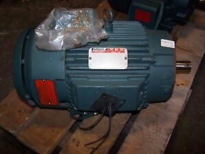 New Reliance 5 Hp Ac Electric Vertical Motor 215tc Frame 460 Vac 11
