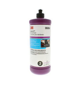 3m 06064 Perfect it Machine Polish 1 Quart