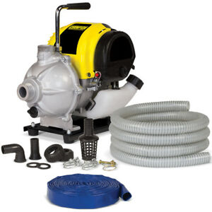 Champion 100166 30 Gpm 1 Water Pump Package