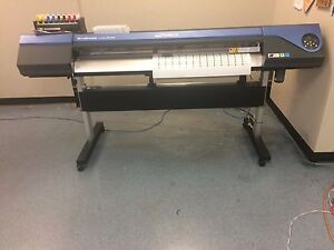 Roland Versacamm Vs 540 Print Cut Eco Solvent Printer excellent Condition