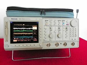 Tektronix Tds784a Dpo Oscilloscope 1ghz 4gs s Option 05 2f 90 Day Warranty