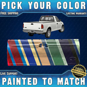 New Painted To Match Steel Tailgate For 1997 2003 Ford F150 Pickup Truck 97 03