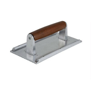 Winco Swa 5 5 25x9 inch Cast Aluminum Steak Weight