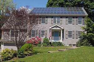 Expandable 2 12 Kw Solar Power System 9x235 W Panel up To 10