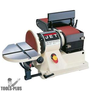 Jet Model Jsg 96 Benchtop Belt disc Sander 708595 New