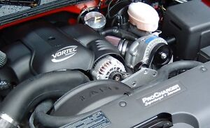 Chevy Gm Gmc Truck suv Procharger 6 0l P 1sc Supercharger Ho System Kit 03 07