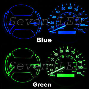 Replacement Cluster Led Kit 98 02 For Toyota Corolla Or Chevy Prizm