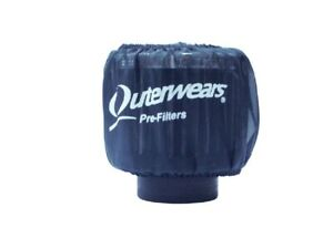 Outerwear Blue Shielded Breather Pre Filter Dirt Racing Ump Imca Outer Wear