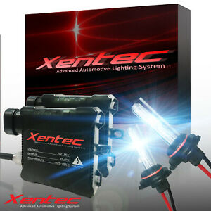 Xentec Xenon Fog Light Hid Kit H10 9145 9045 9140 3000k 5000k 6000k 8000k 10000k