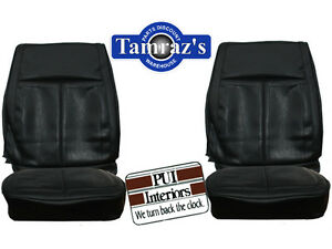 1968 Dart Gt Gts Front Rear Seat Upholstery Covers Pui New