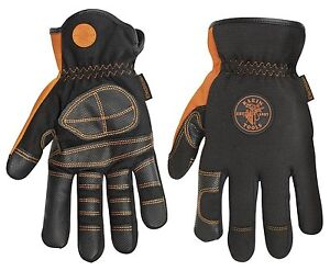 Klein Tools 40072 Electrician s Gloves Large