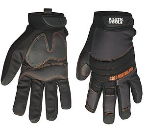 Klein Tools 40213 Journeyman Cold Weather Pro Gloves Extra Large