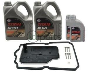 Automatic Transmission Service Kit W 236 14 Fluid mercedes 7 speed 722 9 Early