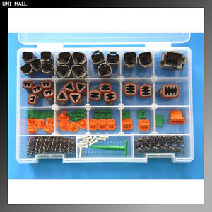 179 Pcs Deutsch Dt Genuine Connector Kit Tools Made In Usa