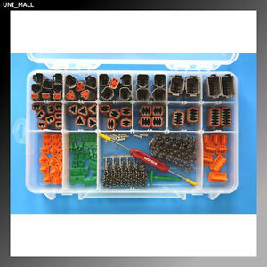 356 Pcs Deutsch Dt Connector Kit Tools made In Usa