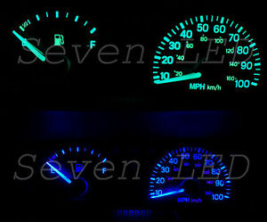 Jeep Cherokee Xj 97 01 Led Dash Instrument Cluster Conversion Light Kit