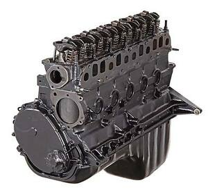 99 06 Jeep Wrangler Grand Cherokee New Long Block Engine Reman 4 0l Mopar Oem