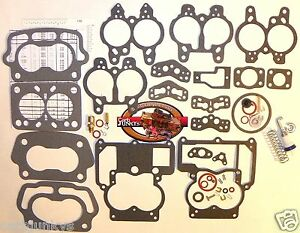 Rochester 2 Barrel Small Bore Carburetor Kit 1955 1969 Chevy Gmc Truck 283 350