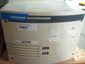 Tekmar Dohrmann Toc Analyzer With Autosampler Forma 8800 Series