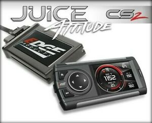 Edge Juice Attitude W Cs 2 Monitor For 01 02 Dodge Cummins 6 9 5 9l 24v 31401