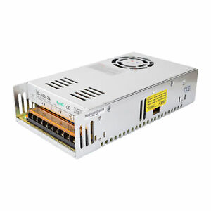 Us Ship Dc24v 400w 16 7a Switching Power Supply 115v 230v For 3d Printer diy Cnc