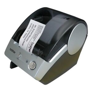 Brother P touch Ql 500 Thermal Transfer Printer Monochrome Label Print