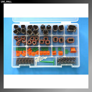 239 Pcs Deutsch Dt Genuine Connector Kit Removal Tools Usa