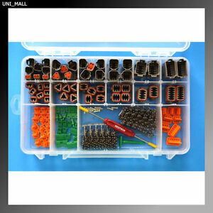 416 Pcs Deutsch Dt Genuine Connector Kit Removal Tools Usa