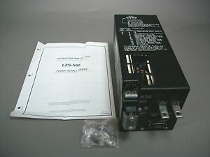 Lambda Lzs 500 1 Ac dc Converter Power Supply 5v 100a New