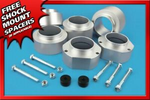 1989 1998 Suzuki Sidekick Billet 2 Front 2 Rear Coil Spacer Leveling Lift Kit