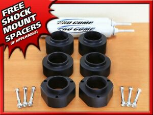 For 1989 1998 Suzuki Sidekick Full 2 Spacers Suspension Lift Kit W Shocks