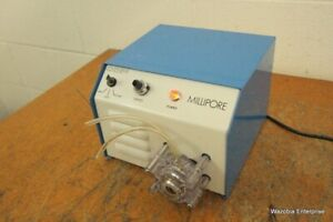 Millipore Peristaltic Pump With Cole parmer Head Xx80 000 03