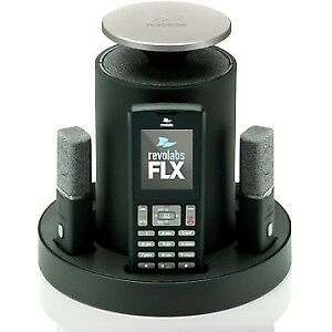 Revolabs Flx2 10 flx2 200 voip Ip Conference Station Wireless