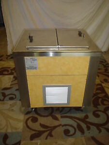 Mod U Serve Portable Refrigerator Cooler Mct id3 Great Very Clean Condition
