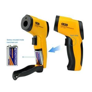 Non contact Ir 20 Laser Temperature Gun Infrared Digital Thermometer Handheld Or