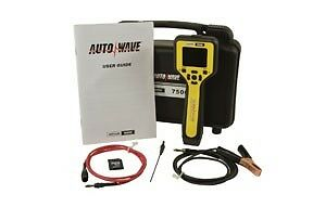 Waekon 75000 Auto Wave Diagnostic Tool New