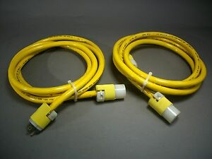 American Insulated Wire 12 Awg Water Resistant Csa Stow 120 Vac Lot Of 2 Used