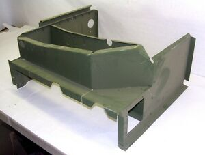 Military Truck Surplus Hmmwv Battery Box Frame Assembly Pn 12460076 Nos