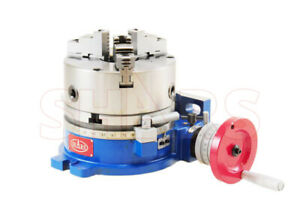 Out Of Stock 90 Days Shars 6 Horizontal And Vertical Rotary Table W 6 3 Jaw S
