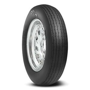 Pair 2 Mickey Thompson Et Front Drag Racing Tires 24x4 5 15 Biasply 30061