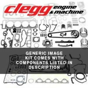 Chrysler 2 2l 135 Turbo Passenger Car Sohc 8v L4 86 87 Engine Kit