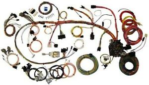 1970 73 Chevrolet Camaro Classic Update Wiring Harness Complete Kit 510034