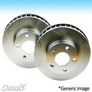 Rk0236 02 Omni 5 Disc Brake Rotor 2 Pieces Ap53002 Front