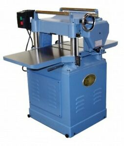 Oliver 16 Planer With Helical Head