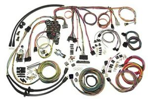 1957 Chevy Classic Update Wiring Harness Complete Kit 500434