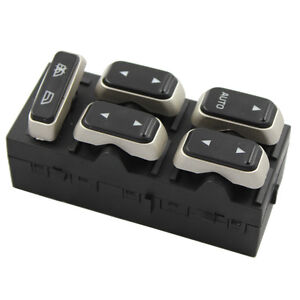 Electric Power Window Master Switch For Lincoln Town Car 4 6l V8 2003 2008 New