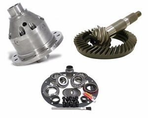 Sterling 10 5 Yukon Grizzly Locker 3 73 Ring And Pinion Gear Pkg ford 10 25